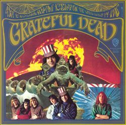 Grateful Dead - Grateful Dead CD (album) cover