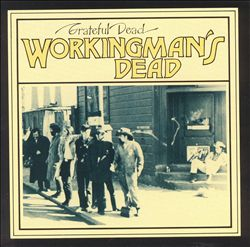 Grateful Dead - Workingman's Dead CD (album) cover