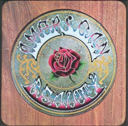 Grateful Dead - American Beauty CD (album) cover