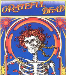 Grateful Dead - Grateful Dead (skull & Roses) CD (album) cover