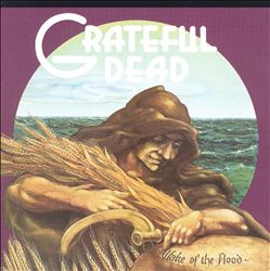 Grateful Dead - Wake Of The Flood CD (album) cover