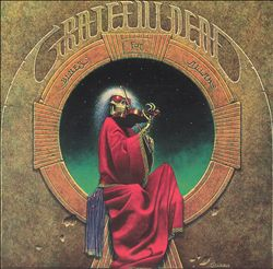 Grateful Dead - Blues For Allah CD (album) cover