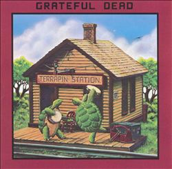 Grateful Dead - Terrapin Station CD (album) cover