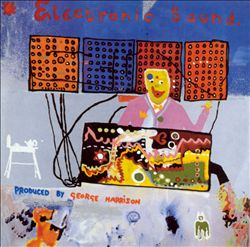 George Harrison - Electronic Sound CD (album) cover
