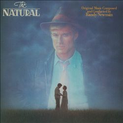 Randy Newman - The Natural CD (album) cover