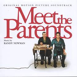 RANDY NEWMAN - Meet The Parents CD album cover
