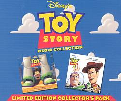 Randy Newman - Toy Story: Music Collection CD (album) cover