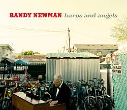 Randy Newman - Harps And Angels CD (album) cover