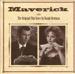 RANDY NEWMAN - Maverick - Original Motion Picture Score CD album cover