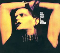 LOU REED - Rock N' Roll Animal CD album cover