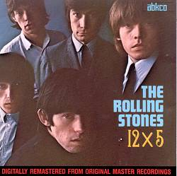 The Rolling Stones - 12 X 5 CD (album) cover