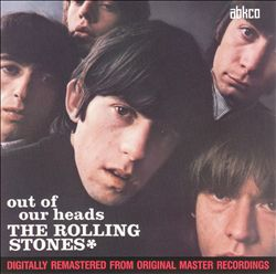 The Rolling Stones - Out Of Our Heads CD (album) cover