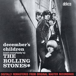 The Rolling Stones - December's Children (and Everybody's) CD (album) cover