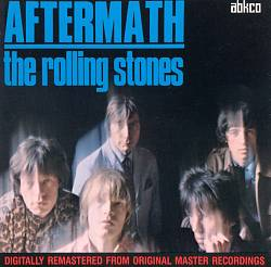 The Rolling Stones - Aftermath CD (album) cover