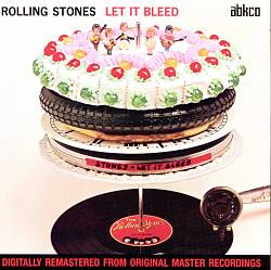 The Rolling Stones - Let It Bleed CD (album) cover