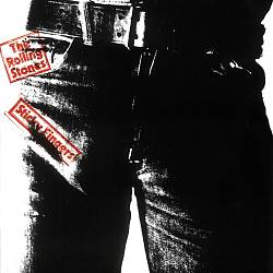 The Rolling Stones - Sticky Fingers CD (album) cover