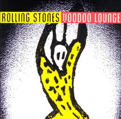 The Rolling Stones - Voodoo Lounge CD (album) cover