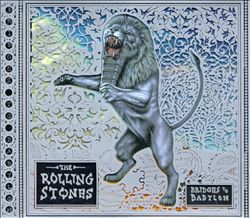 The Rolling Stones - Bridges To Babylon CD (album) cover