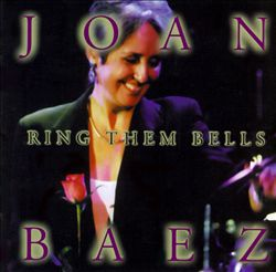 JOAN BAEZ - Ring Them Bells CD album cover