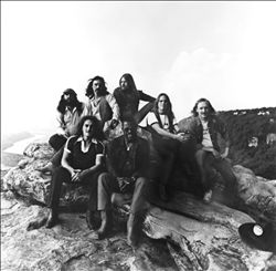 THE ALLMAN BROTHERS BAND image groupe band picture