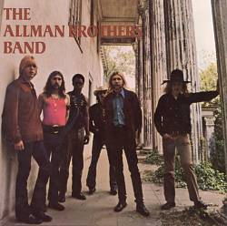The Allman Brothers Band - The Allman Brothers Band CD (album) cover