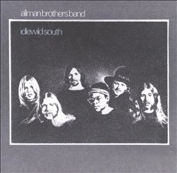 The Allman Brothers Band - Idlewild South CD (album) cover