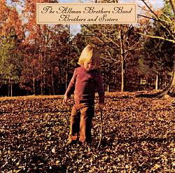 The Allman Brothers Band - Brothers And Sisters CD (album) cover