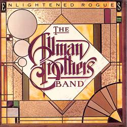 The Allman Brothers Band - Enlightened Rogues CD (album) cover