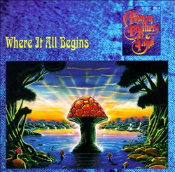 The Allman Brothers Band - Where It All Begins CD (album) cover