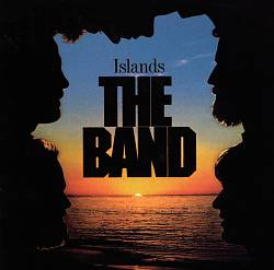 The Band - Islands CD (album) cover