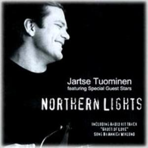 Jartse Tuominen - Northern Lights CD (album) cover