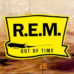 R.e.m. - Out Of Time CD (album) cover