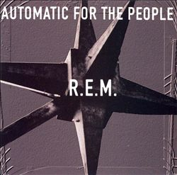 R.e.m. - Automatic For The People CD (album) cover
