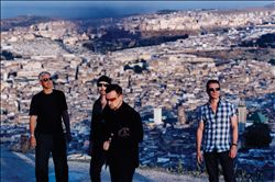 U2 image groupe band picture