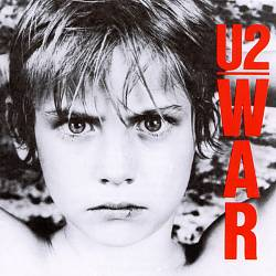 U2 - War CD (album) cover