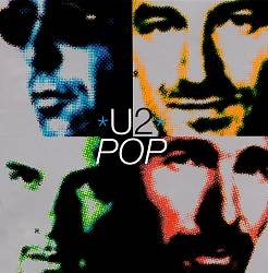 U2 - Pop CD (album) cover