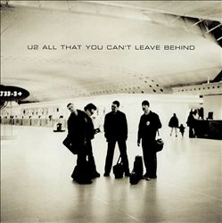 U2 - All That You Can't Leave Behind CD (album) cover