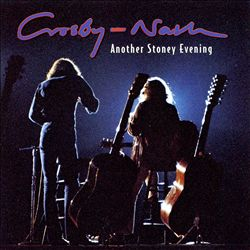 DAVID CROSBY - Another Stoney Evening CD album cover