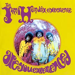 JIMI HENDRIX - Are You Experienced? CD album cover