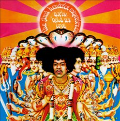 Jimi Hendrix - Axis: Bold As Love CD (album) cover