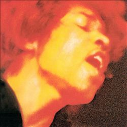 Jimi Hendrix - Electric Ladyland CD (album) cover