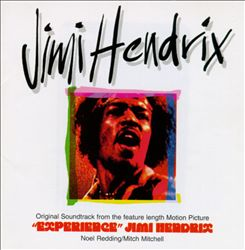 Jimi Hendrix - Experience [original Soundtrack] CD (album) cover