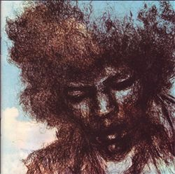 Jimi Hendrix - The Cry Of Love CD (album) cover