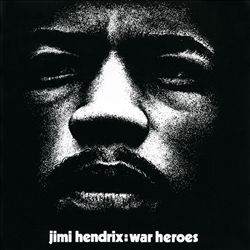 Jimi Hendrix - War Heroes CD (album) cover