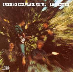 Creedence Clearwater Revival - Bayou Country CD (album) cover