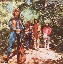 Creedence Clearwater Revival - Green River CD (album) cover