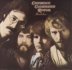 Creedence Clearwater Revival - Pendulum CD (album) cover
