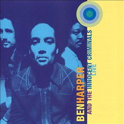 Ben Harper - Innocent Criminals: Live CD (album) cover