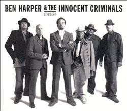 Ben Harper - Lifeline CD (album) cover