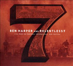 Ben Harper - Live From The Montreal International Jazz Festival CD (album) cover